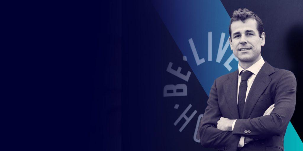 Javier Blanco Director General Be Live Hotels